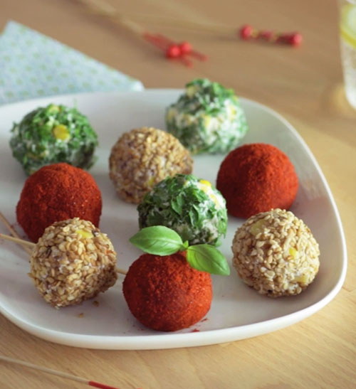 recette boulettes fromage